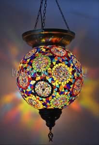 Мозаичный подвесной светильник арт.HM-S-AA25-5