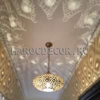 Марокканский ажурный светильник арт.Lant-94