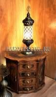 Настольная лампа в восточном стиле арт.T-112-2-10