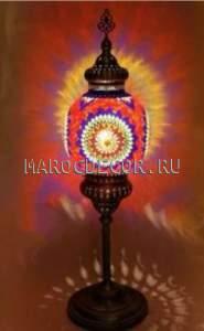 Турецкий  мозаичный светильник арт.FM-030