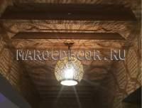 Марокканский подвесной светильник