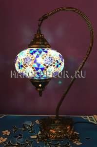 Восточная мозаичная лампа арт.ТМ-015L/2г