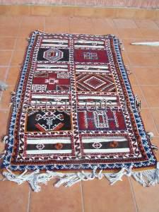 Марокканский ковер из шерсти арт.ВR-18