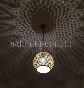 Марокканский подвесной светильник арт.Lant-99, Марокдекор