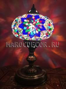 Восточная мозаичная лампа арт.КM-23/а