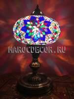 Восточная мозаичная лампа арт. KM-23/a