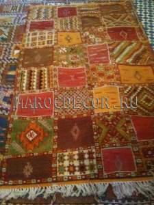 Марокканский этнический ковер арт. ВR-26