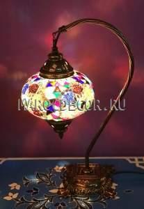 Восточная мозаичная лампа арт.ТМ-015L/2у