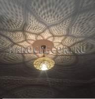 Марокканский подвесной светильник арт.Lant-96, ручная работа