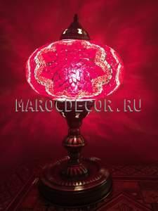 Восточная мозаичная лампа арт.КM-23/в