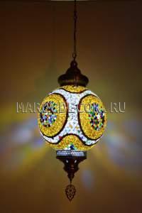 Турецкий мозаичный светильник арт.ТА-035