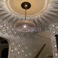 Марокканский ажурный светильник арт.Lant-100