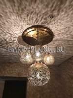 Марокканская люстра арт.Lant-102, марокдекор