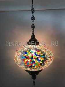 Турецкий мозаичный светильник арт.НМ-022Т/е