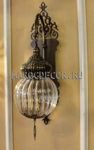 Турецкий настенный светильник арт.W-326L