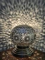 Настольная лампа  шар арт. Lamp-95