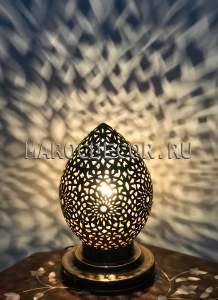 Марокканская настольная лампа арт.Lamp-90