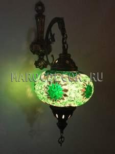Турецкий мозаичный светильник арт. WM-015T/3в