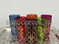 Марокканские стаканчики для чая арт.Verre-5, ручная работа