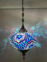 Турецкий мозаичный светильник арт. НМ-032Т/а, магазин восточных светильников