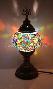 Турецкая мозаичная лампа арт.ТМ-S-012/1с