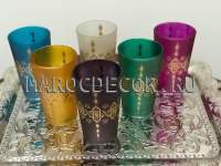 Марокканские стаканчики для чая арт.Verre -4