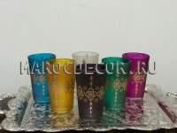 Стаканы для чая арт.Verre-4