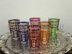 Марокканские стаканчики для чая арт.Verre -3