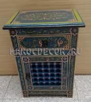 Марокканская тумбочка арт.BR-38, марокдекор