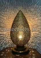 Марокканская этническая лампа