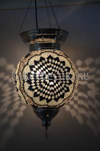 Турецкий мозаичный светильник арт.HM-S-AA130-12
