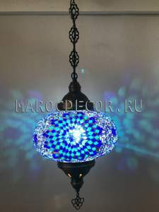 Турецкий мозаичный светильник арт.НМ-022Т/г, МАРОКДЕКОР