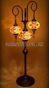 Лампа напольная арт.FM-017Т/3