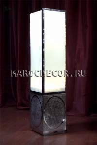 Марокканская напольная лампа-торшер арт.TM-02