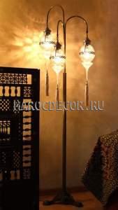Лампа напольная арт.FM-189/3