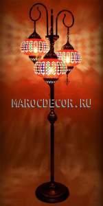 Лампа напольная арт.FM-022T/3