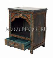 Марокканская тумбочка арт.BR-03