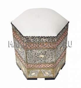 Марокканский пуфик арт. SH-01