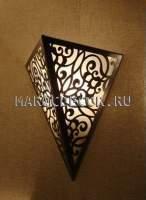 Светильник в турецкую баню (хамам) арт.W-075