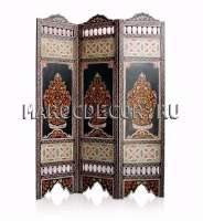 Купить марокканскую ширму с росписью картинка марокдекор