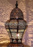 Марокканская лампа напольная арт.DEC-03