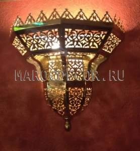 Светильник для хамама арт.121