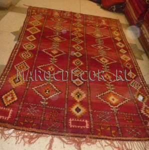 Марокканский ковер из шерсти арт.ВR-37
