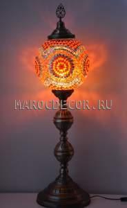 Восточный мозаичный светильник арт.FM-S-MS130-4