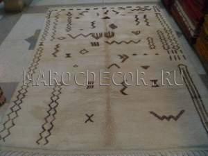 Марокканский шерстяной ковер арт.ВR-40, МАРОКДекор