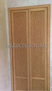 Дверь в марокканском стиле арт.MD-42