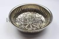 Чаша для омовения в хамам, серебристая арт.CR-11