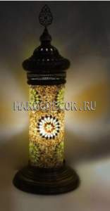 Восточная мозаичная лампа арт.СLM-1540
