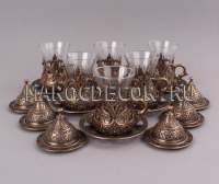 Турецкие стаканы для чая (армуды) арт.SW-1