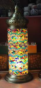 Мозаичный светильник торшер в восточном стиле арт.CYM-2050, в наличии